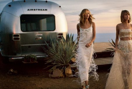 models at airstream