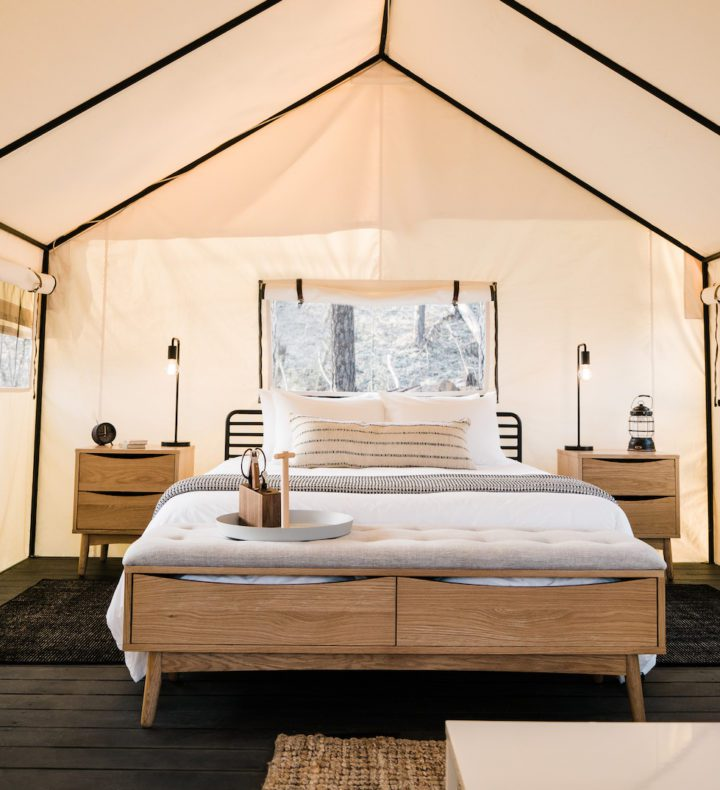 AutoCamp Yosemite Luxury Tent