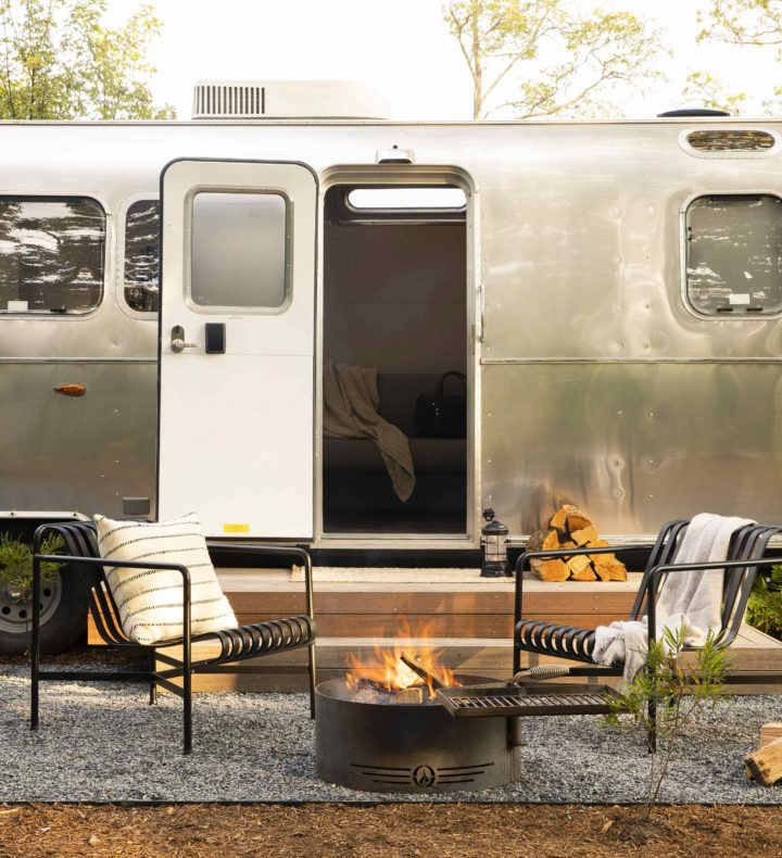 AutoCamp Cape Cod Airstream