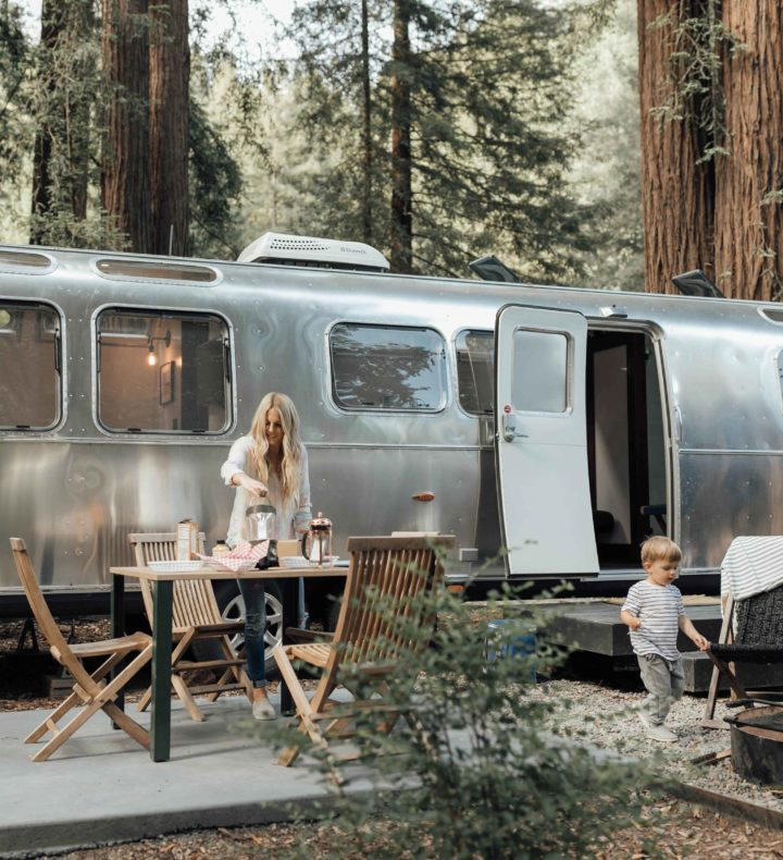 Premium Airstream at AutoCamp Russian River