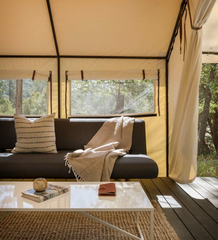AutoCamp Luxury Tent