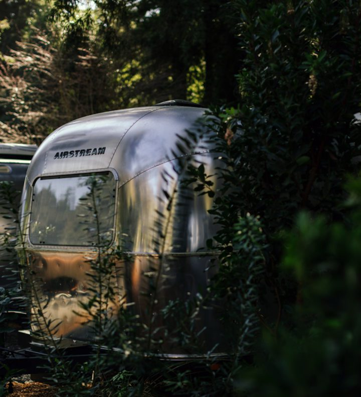 Back-of-airstream