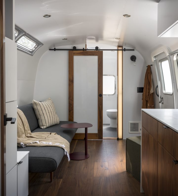 AutoCamp Yosemite Airstream Galley