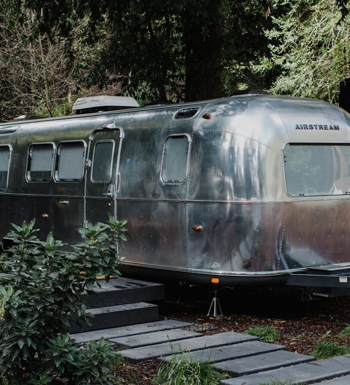 AutoCamp Russian River Airstream