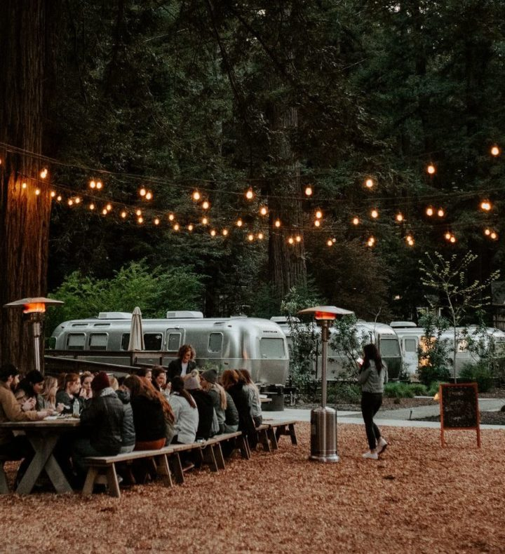 The Grove at AutoCamp Russian River