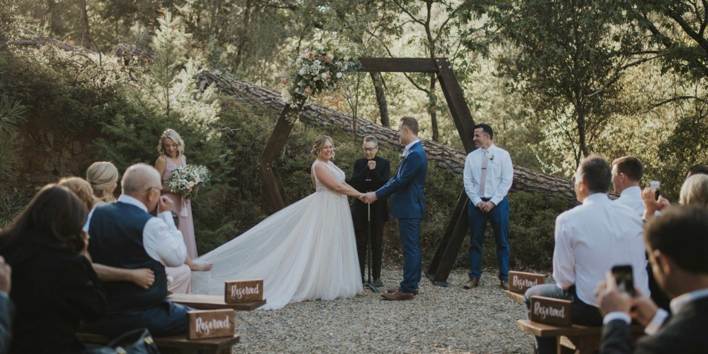 Weddings at AutoCamp Yosemite