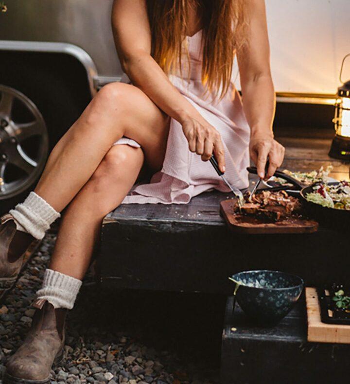 Enjoy Campfire Meals